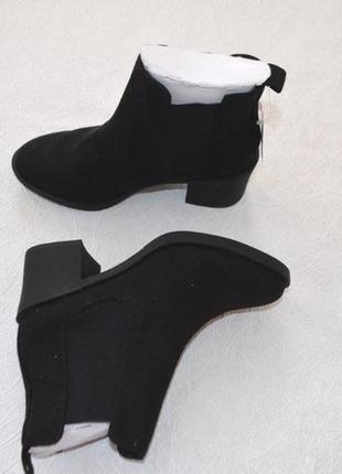 Ботинки челси h&m 35