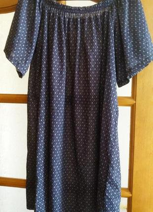 Платье на плечи h&m 50-52 размера