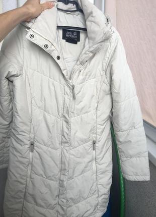 Легкая и теплая курточка