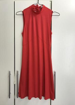 Платье с открытой спиной asos