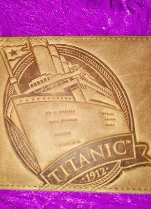 Кошелёк мужской titanic