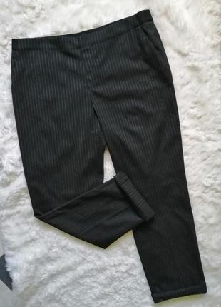 Классические брюки на резинке uniqlo