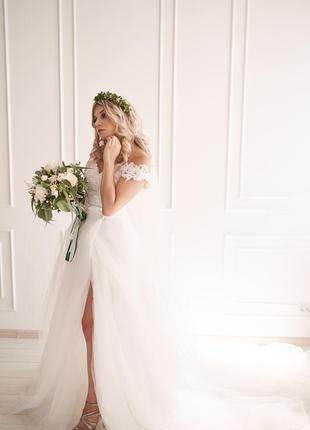 Весільне плаття 2 в 12 фото