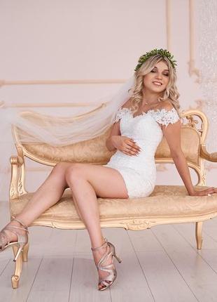 Весільне плаття 2 в 13 фото