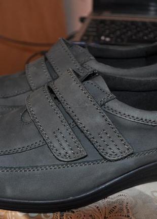 Класные закрытые туфли medicus оригинал германия