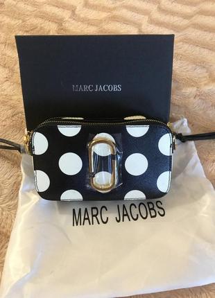 Кожаная сумка сумка кожаная через плечо кроссбоди marc jacobs6 фото