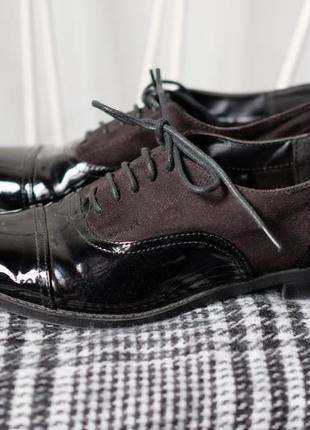 Крутые туфли f&f3 фото