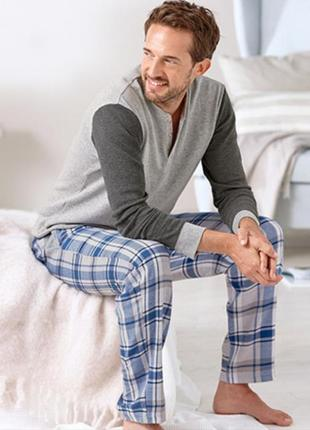 Уценка!! брюки для дома и для сна relax для дома и для сна от tcm tchibo(германия).