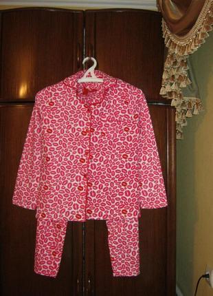 Пижама love to lounge, 100% хлопок-байка, размер 6/8