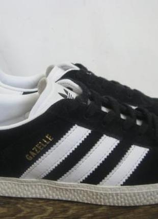 Замшевые кроссовки adidas gazelle оригинал р.33