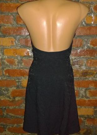 Стильное платье жилет из фактурного жаккарда karen millen