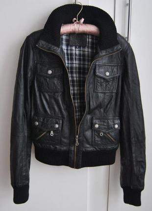 Кожаная куртка / шкіряна куртка