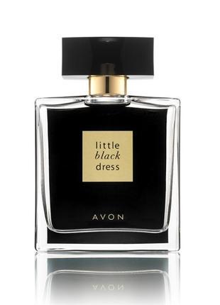 Розпродаж!!! avon парфумна вода little black dress подвійний об'єм!!!(100 мл) суперціна