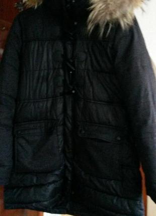 Курточка на синтепоні, осін-зима.
