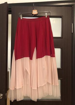 Плиссированная юбка max & co m