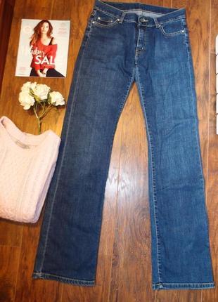 Винтажные джинсы lacoste для девушки р 28