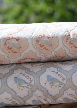 Покрывало, одеяло двухстороннее madame coco 200*220 распродажа10 фото