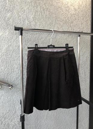 Вельветовая юбка tommy hilfiger