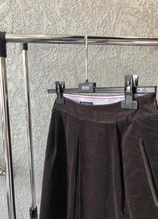 Вельветовая юбка tommy hilfiger4 фото
