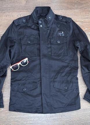 Оригинальная куртка из новых коллекций diesel  ®cotton field jacket mens black