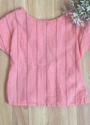 Фирменная блузка zara малышке 6 лет состояние новой .