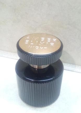 Парфюмированная вода amber elixir night