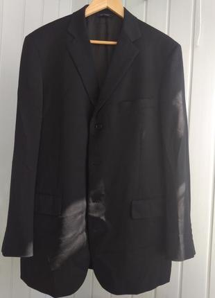 Шерстяной пиджак brooke & brothers