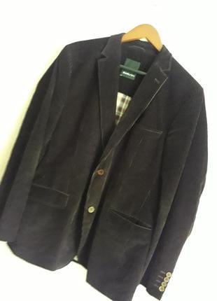Шикарный  итальянский пиджак  barutti