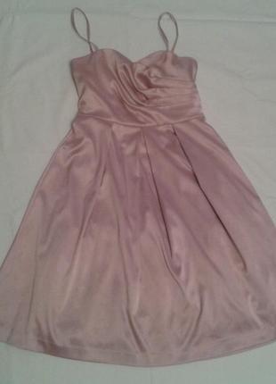 Платье женское нарядное фирмы m&s autograph р.12