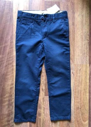 Новые брюки чинос h&m на мальчика, 116