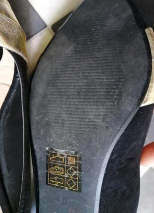Туфли лодочки с ушками и ресничками от asos3 фото