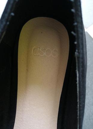Туфли лодочки с ушками и ресничками от asos4 фото