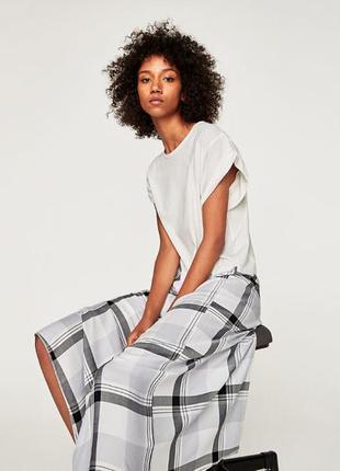Комбіноване плаття-футболка міді