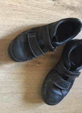 Туфли на мальчика ecco