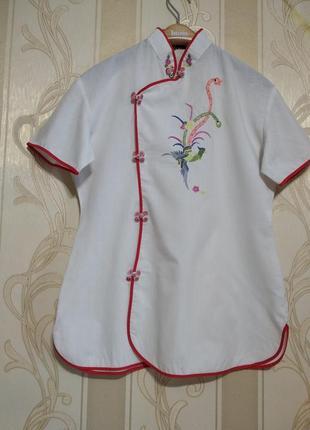Блуза кимоно