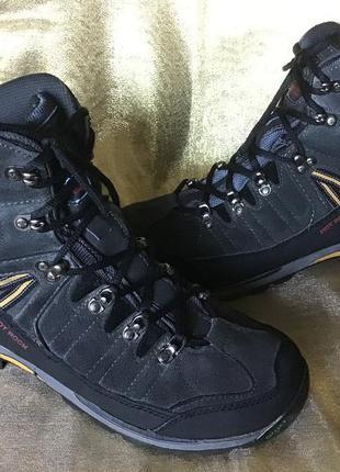Термо ботинки karrimor оригинал замш 43р
