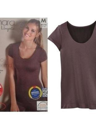 Термо футболка женская esmara германия s р. 36-38 eur