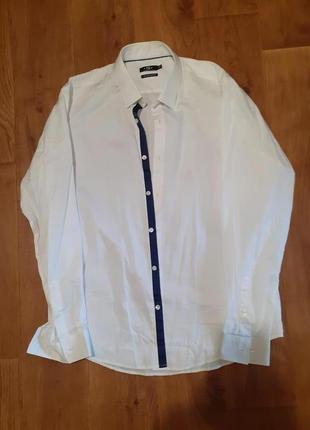 Сорочка чоловіча біла