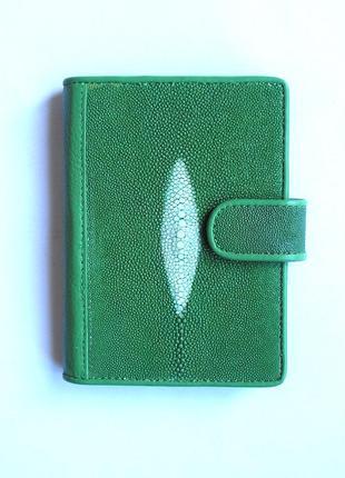Документница для карт+ для паспорта,100% нат. кожа ската+телячья, есть доставка бесплатнo
