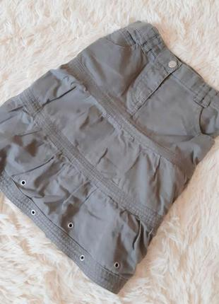 Качественная джинсовая юбочка от palomino
