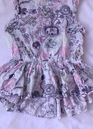 Туніка блуза