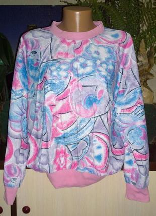 Свитшот пуловер джемпер кофточка