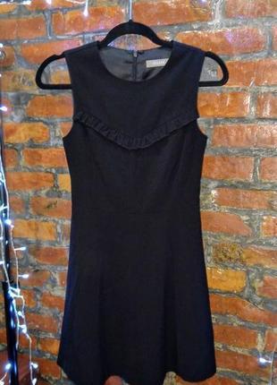 Приталенное платье футляр а-силуэта из костюмной ткани oasis