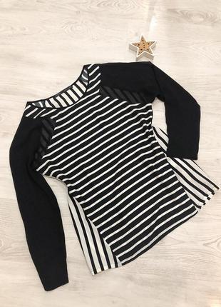 Красивая легкая блуза zara