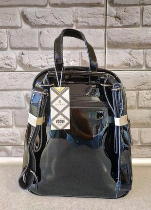 Кожаный натуральный рюкзак3 фото