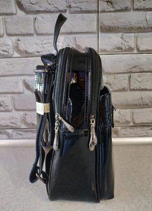 Кожаный натуральный рюкзак2 фото