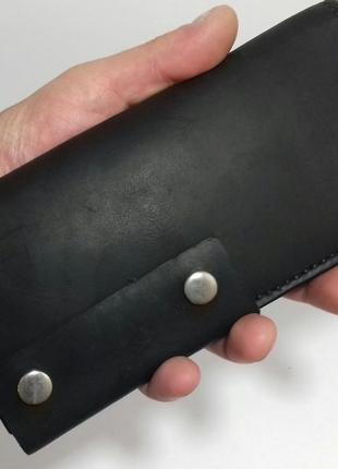 Ручна робота  гаманець з натуральної шкіри