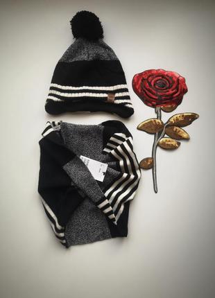 Набор, шапка и хомут
