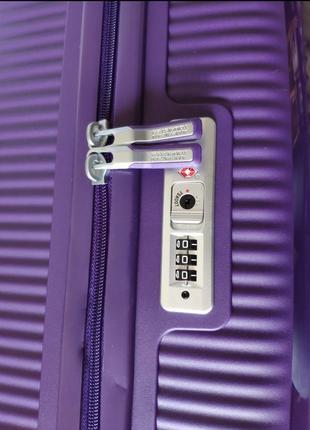 Новый легкий и прочный чемодан для ручной клади american tourister3 фото