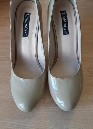 Лакированые туфли kadandier
